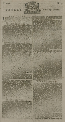 Leydse Courant 1736-02-08