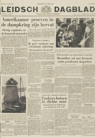 Leidsch Dagblad 1962-04-26