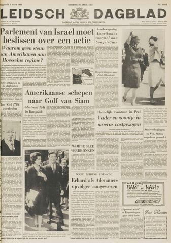 Leidsch Dagblad 1963-04-23