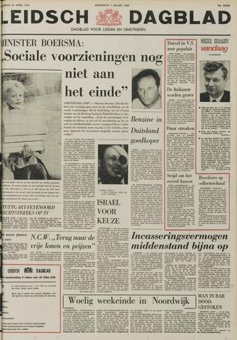 Leidsch Dagblad 1974-04-22