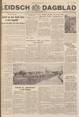 Leidsch Dagblad 1951-03-06
