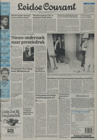 Leidse Courant 1992-04-22