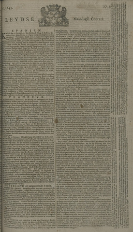 Leydse Courant 1745-01-18