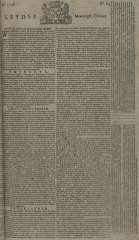 Leydse Courant 1748-05-27