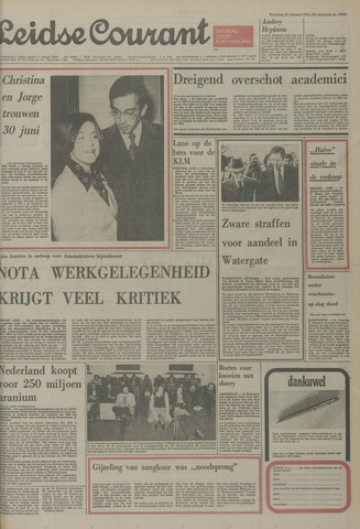 Leidse Courant 1975-02-22