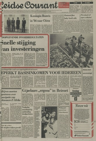Leidse Courant 1985-06-18