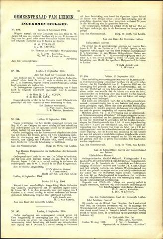 Handelingen van de Raad 1904-09-02