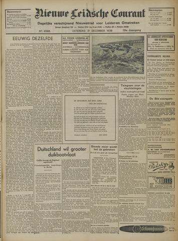 Nieuwe Leidsche Courant 1938-12-31