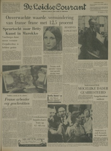 Leidse Courant 1969-08-09