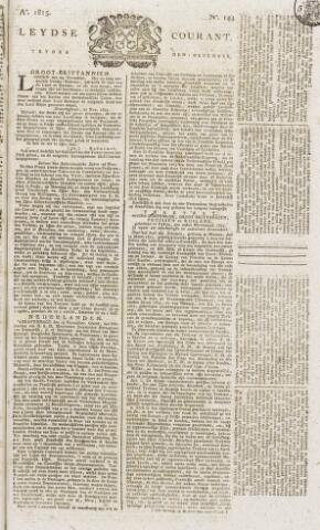 Leydse Courant 1815-12-01