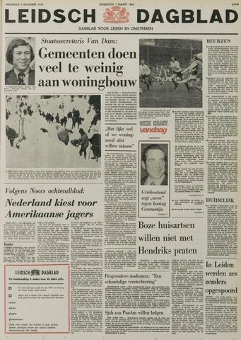 Leidsch Dagblad 1974-12-09