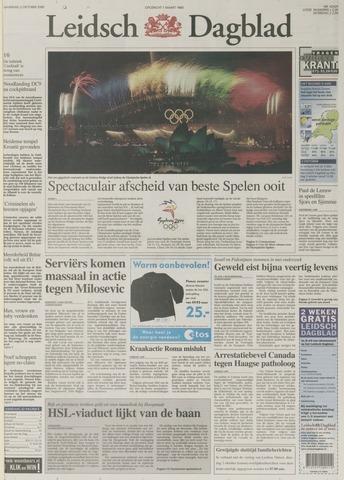 Leidsch Dagblad 2000-10-02