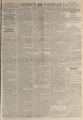 Leidsch Dagblad 1921-09-01