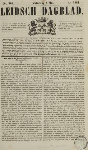 Leidsch Dagblad 1861-05-04
