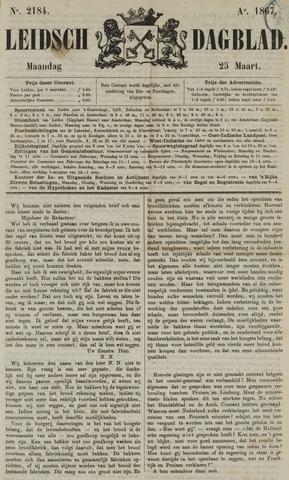 Leidsch Dagblad 1867-03-25