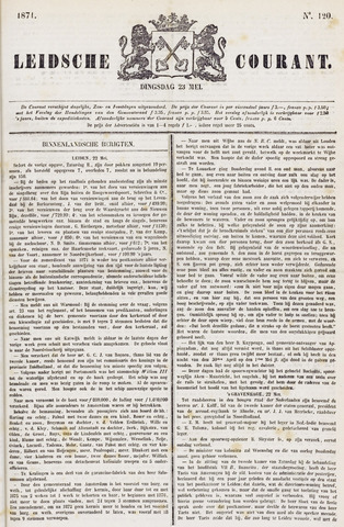 Leydse Courant 1871-05-23