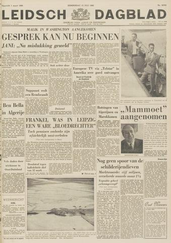Leidsch Dagblad 1962-07-12
