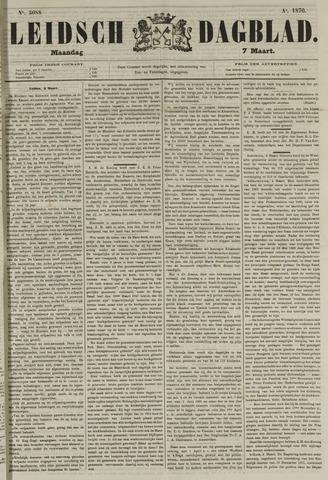 Leidsch Dagblad 1870-03-07