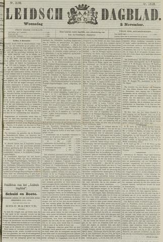 Leidsch Dagblad 1870-11-02