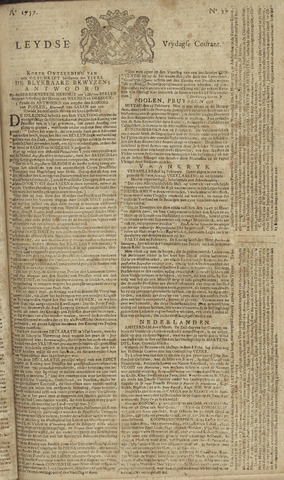 Leydse Courant 1757-03-04