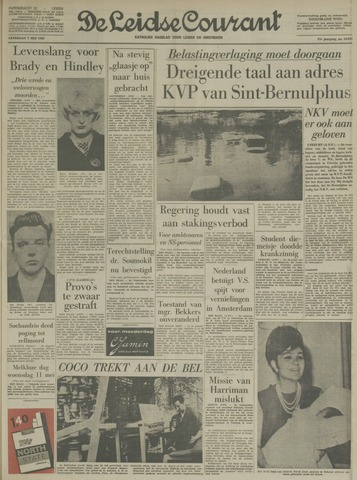 Leidse Courant 1966-05-07