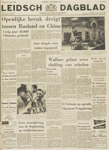 Leidsch Dagblad 1963-09-07