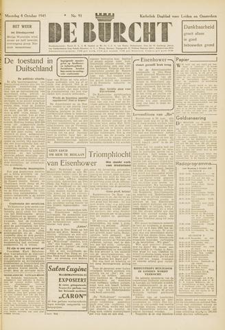De Burcht 1945-10-08
