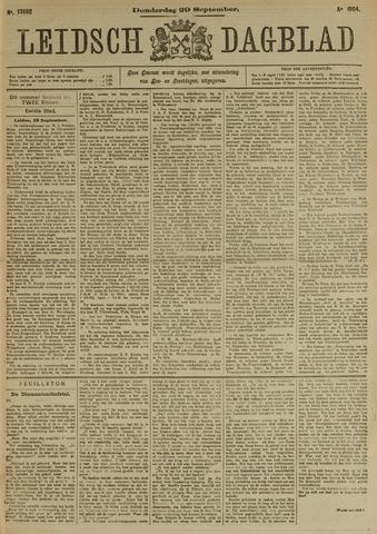 Leidsch Dagblad 1904-09-29