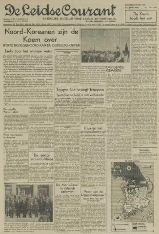 Leidse Courant 1950-07-15