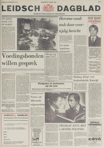 Leidsch Dagblad 1977-02-22