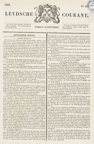 Leydse Courant 1853-09-30