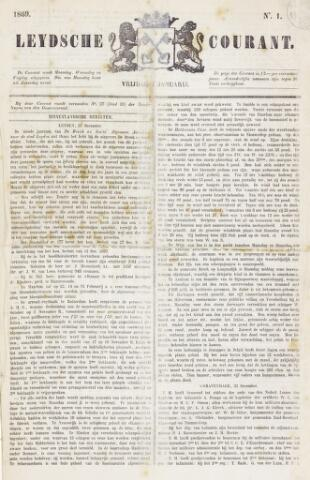 Leydse Courant 1869-01-01