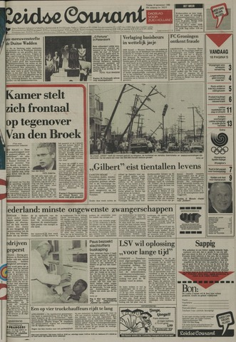 Leidse Courant 1988-09-16