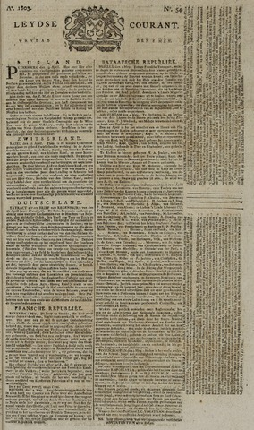 Leydse Courant 1803-05-06