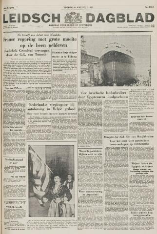 Leidsch Dagblad 1955-08-30