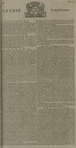 Leydse Courant 1722-08-21