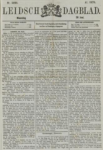 Leidsch Dagblad 1876-06-26