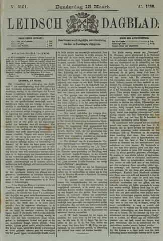 Leidsch Dagblad 1880-03-18