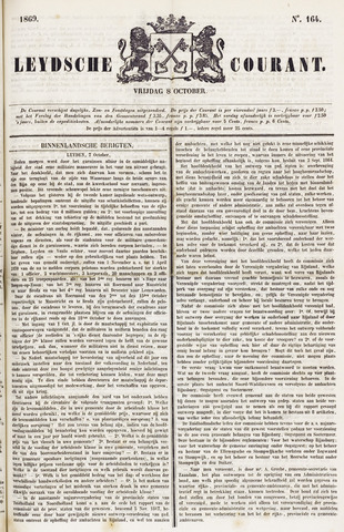 Leydse Courant 1869-10-08