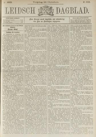 Leidsch Dagblad 1892-10-21
