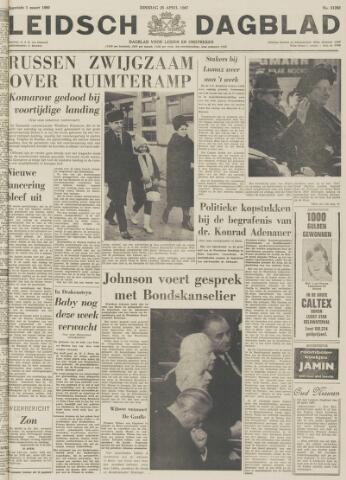 Leidsch Dagblad 1967-04-25