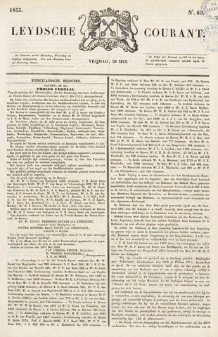 Leydse Courant 1853-05-20