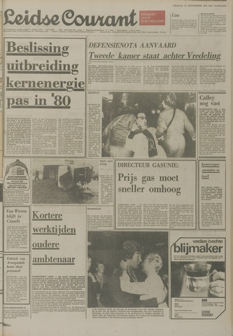 Leidse Courant 1974-09-27