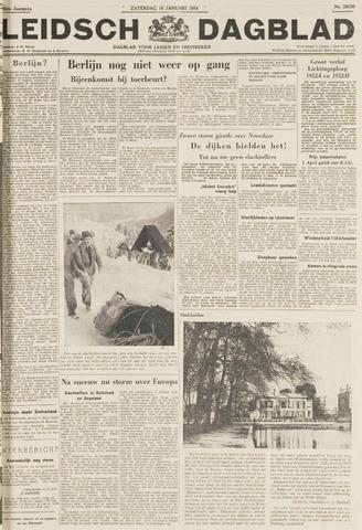 Leidsch Dagblad 1954-01-16