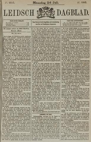 Leidsch Dagblad 1882-07-24