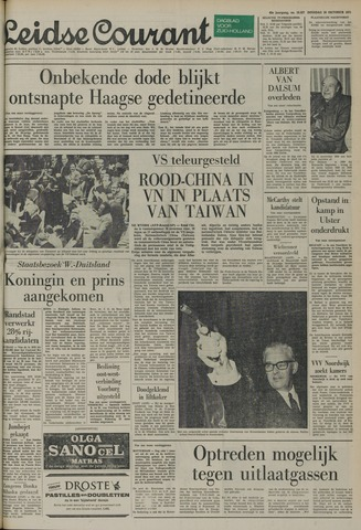 Leidse Courant 1971-10-26