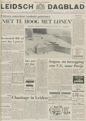 Leidsch Dagblad 1968-11-27