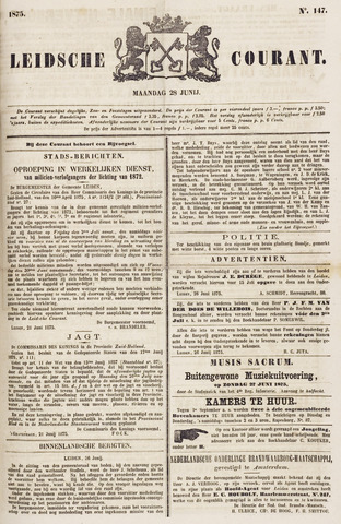 Leydse Courant 1875-06-28