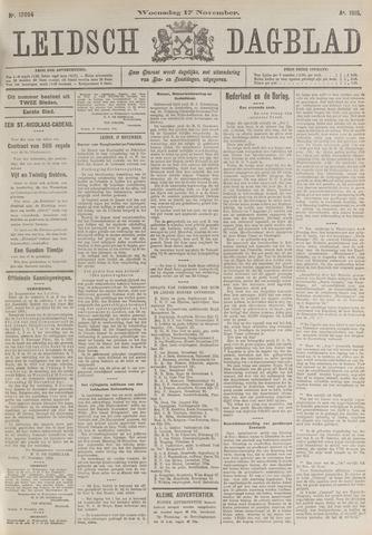 Leidsch Dagblad 1915-11-17