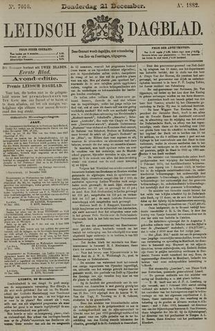 Leidsch Dagblad 1882-12-21